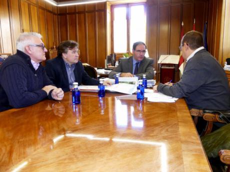 Prieto comparte con Teruel Existe y la Plataforma Cívica por Cuenca la necesidad de la autovía Cuenca-Teruel