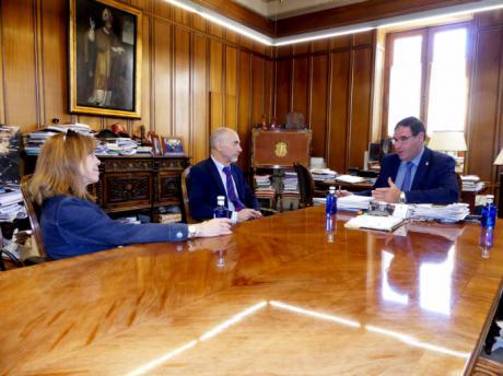 Diputación respaldará la celebración en Cuenca del XXVIII Congreso Regional de Cirugía Ortopédica y Traumatología