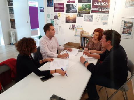 Unidas Podemos exigirá a la Junta una moratoria en la instalación de nuevas macrogranjas en la provincia de Cuenca