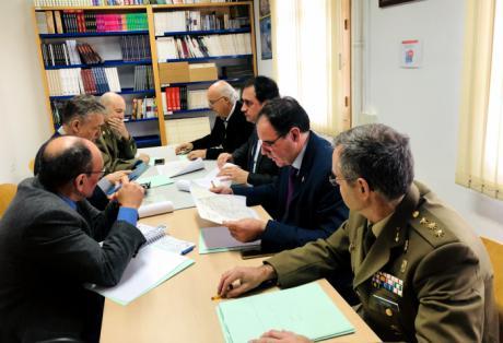 Primeros pasos para la elaboración de una guía de campo sobre la historia militar de la provincia