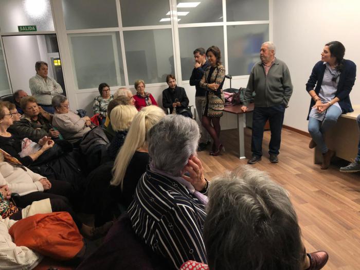 """Jiménez: """"Las pensiones de nuestros mayores siempre estarán garantizadas con un Gobierno del Partido Popular"""""""
