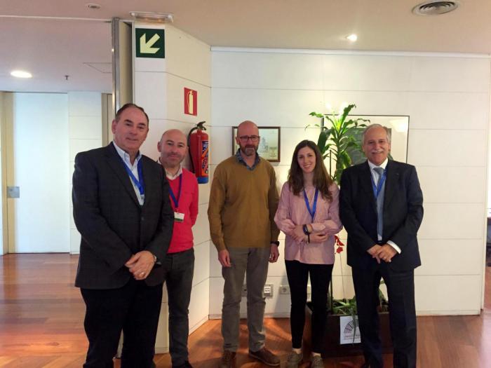 La Red SSPA traslada las propuestas de los territorios despoblados a Unidos Podemos