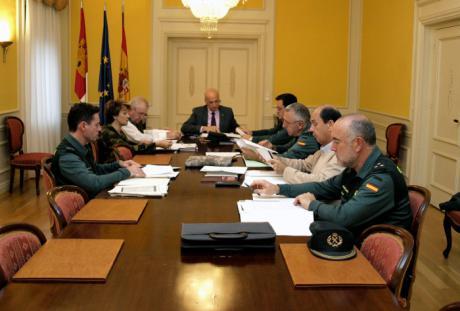 La Subdelegación del Gobierno acoge una reunión de coordinación sobre la Violencia de Género