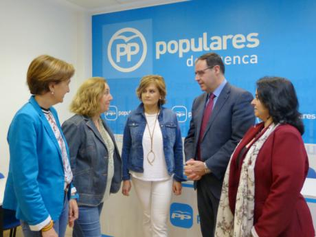 El PP va a constituir una Comisión Regional de Universidades para seguir trabajando en esta cuestión y para que Page cumpla con los jóvenes