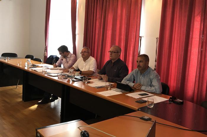 La UCLM participa en Eslovenia en la reunión de seguimiento de las minas de Almadén e Idrija como Patrimonio de la Humanidad
