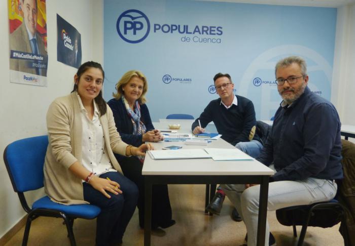 El PP apuesta por la FP Dual, Básica y Superior como instrumento clave para la inserción laboral de los jóvenes conquenses