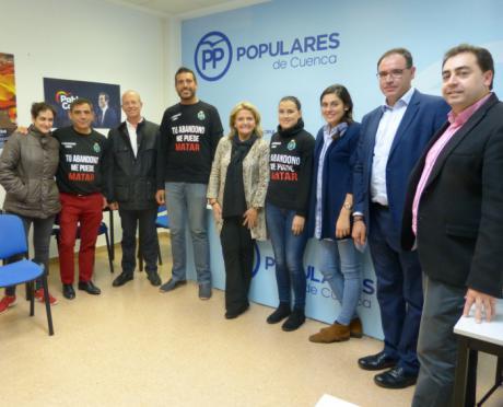 El PP reitera su compromiso de impulsar una reforma que mejore las condiciones laborales de los funcionarios de Prisiones