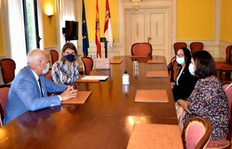 La Consulado de Rumanía para Castilla-La Mancha se reúne con el subdelegado del Gobierno en Cuenca