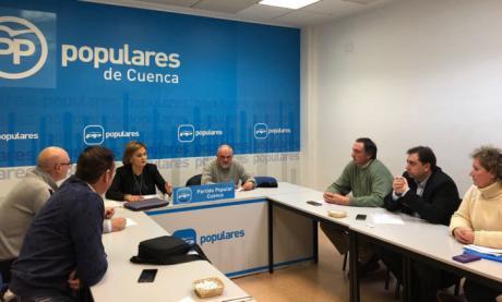 El PP destaca la importancia de la UCLM en Cuenca y reclama la ampliación de su oferta de titulaciones