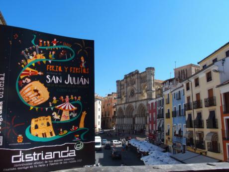 Listos los 30.000 programas oficiales de la Feria y Fiestas de San Julián 2017