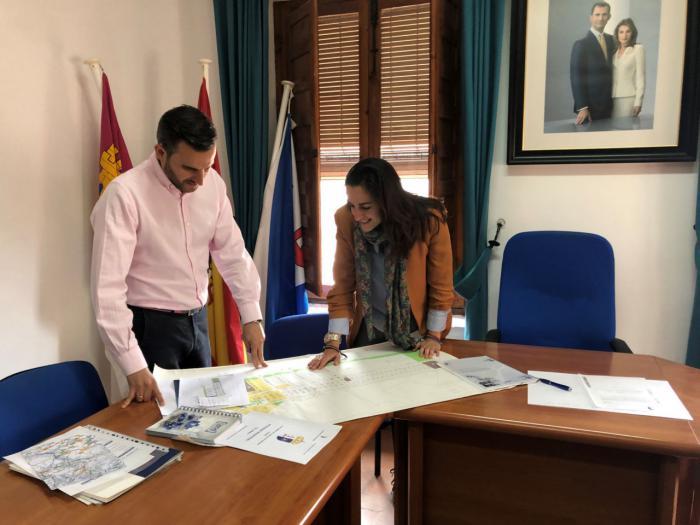 Invierte en Cuenca ha mantenido un primer contacto con el Ayuntamiento de Horcajo de Santiago
