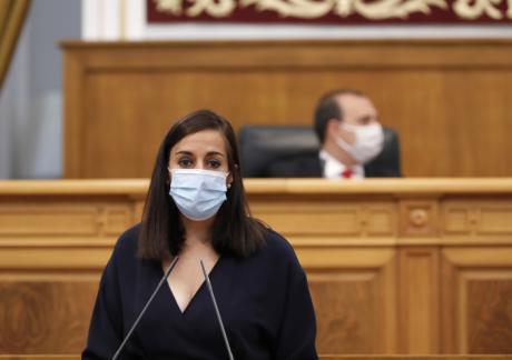 Carmen Torralba, la llaman la 'malhablá'