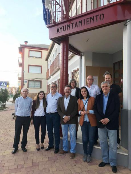 """Roldán pide el voto para Núñez """"porque Castilla-La Mancha necesita de un Gobierno del PP que le devuelva el impulso y la convierta en un lugar de oportunidades y de futuro"""""""