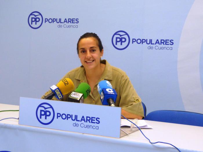En imagen María Roldán