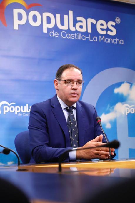 El PP lamenta que Page no haya estado a la altura de las circunstancias al excluir al principal partido de la oposición en el Día de la Región