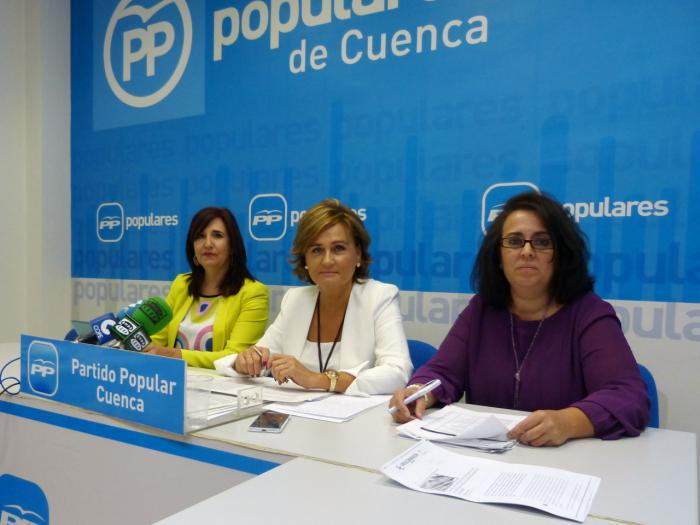 El PP denuncia el ataque que ha propinado el Gobierno de Page hacia el alumnado con capacidades diferentes de la provincia de Cuenca