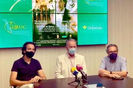 El Festival Internacional de Música Serranía de Cuenca contara un año más con el apoyo de Globalcaja