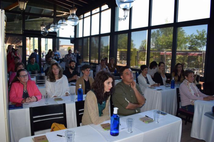 Castilla-La Mancha y Rural Meeting promueven la oferta de alojamientos rurales para convenciones y reuniones de trabajo
