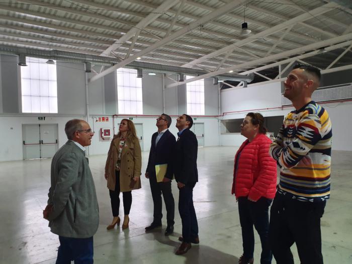 Diputación concede una ayuda al Ayuntamiento de Motilla para climatizar el salón multiusos por valor de 55.000 euros
