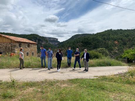 Diputación dedicara una partida de 100.000 euros a ayudar a todas las pedanías de la provincia