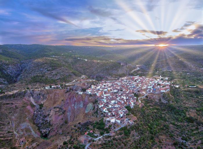 En imagen Santa Cruz de Moya