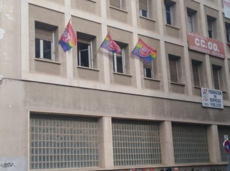 UGT Cuenca apela a la concienciación social para erradicar prejuicios y discriminaciones sobre el colectivo LGTBIQ en los niveles laboral y social.