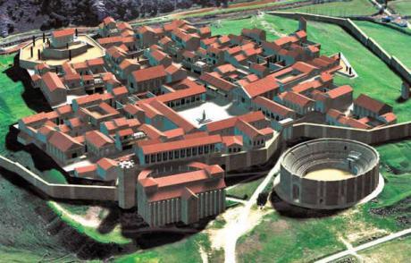 La arqueología funeraria de Segóbriga en las charlas de la RACAL