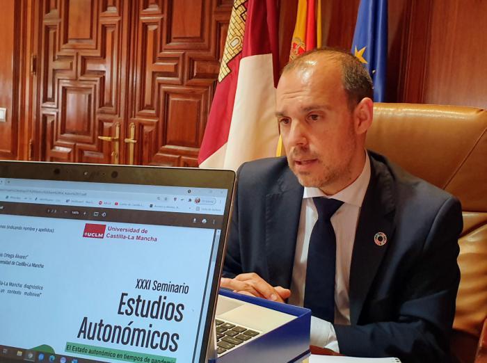 """Bellido asegura que el modelo autonómico ha """"aprobado el examen"""" ante """"el desafío de la pandemia"""""""
