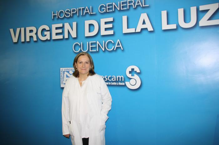 Neumología presenta una actualización del diagnóstico y tratamiento de las bronquiectasias a los profesionales sanitarios de Cuenca