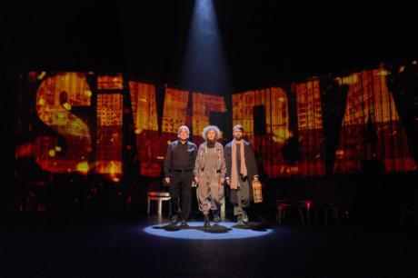 El Auditorio acoge este sábado 'Siveria', una semblanza sobre los fanatismos y la traición