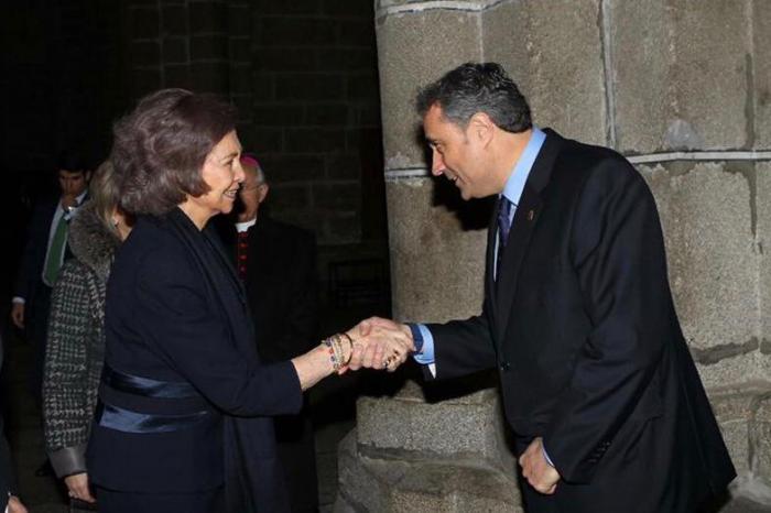 La Reina Doña Sofía recibirá en Cuenca el Premio Patrimonio del Grupo Ciudades Patrimonio de la Humanidad