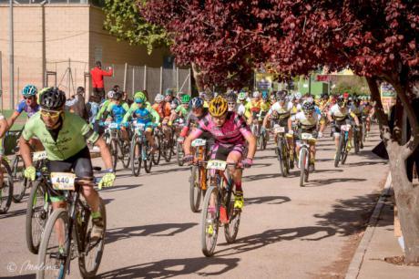 Todo listo en Quintanar del Rey para el arranque oficial del XI Circuito de MTB Diputación de Cuenca 2018