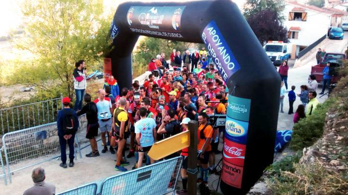 El IV Circuito de Duatlón y Carreras por Montaña afronta su recta final con el III Trail Panorámico de Huélamo