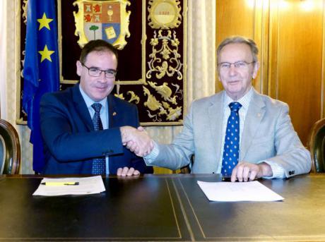 La Fundación Globalcaja Cuenca renueva su colaboración con los tres grandes circuitos deportivos de la Diputación