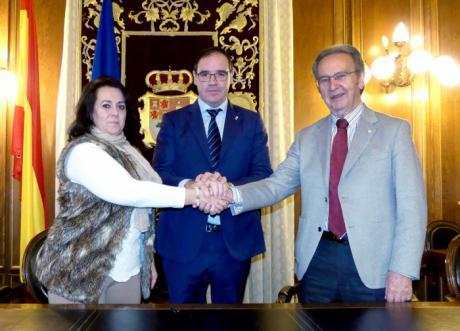 Diputación y Globalcaja renuevan sus esfuerzos en torno a la promoción de los recursos de la provincia