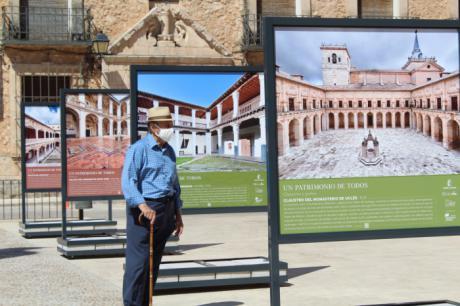 San Clemente acoge la exposición itinerante 'Un patrimonio de todos'