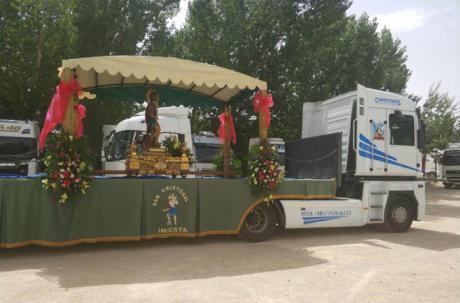 Intenso fin de semana de tradiciones en Iniesta con San Cristóbal y el IV Encuentro de Bolillos