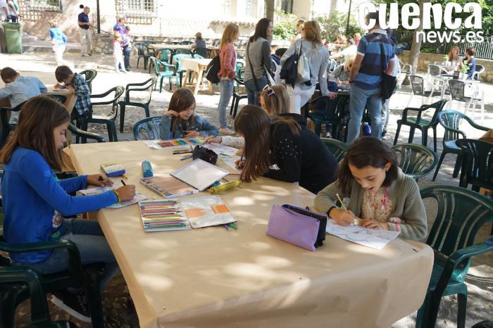 52 niños participan en el Concurso Infantil de Dibujo de San Mateo