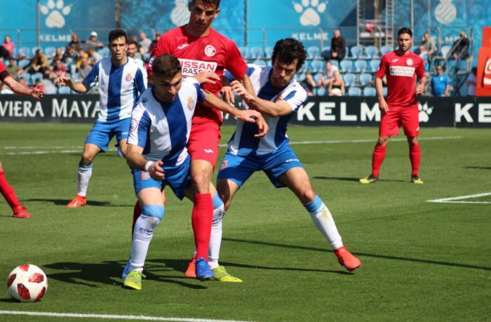 Demasiado castigo para un Conquense que se descompuso tras el primer gol perico (4-0)