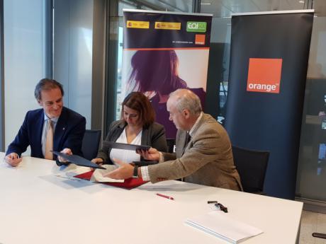 La Consejería de Fomento, EOI y Orange impulsan la formación en herramientas digitales para el desarrollo del emprendimiento y la generación de empleo en Castilla-La Mancha