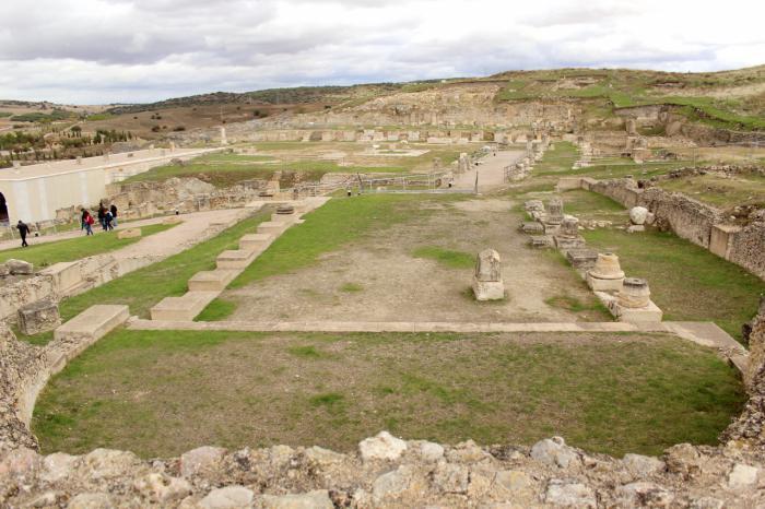 Nuevo horario ininterrumpido y visitas guiadas gratuitas en Segóbriga para Semana Santa
