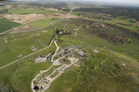 Visita general del Parque Arqueológico de Segóbriga