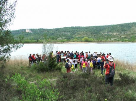 Cerca de un millar de alumnos han disfrutado de las actividades de senderismo del Programa Somos Deporte 3-18