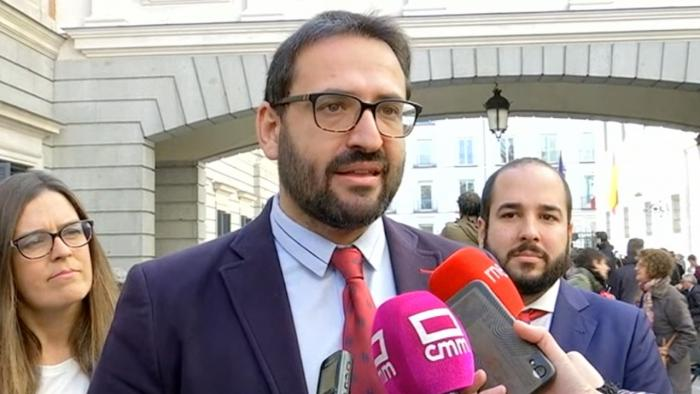 En imagen Sergio Gutiérrez