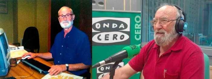 En imagen Antonio de Conca y Paco Alarcón
