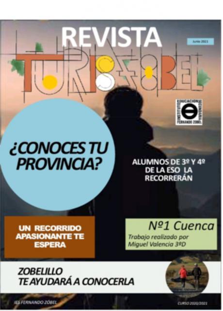 Alumnos del Zóbel lanzan el proyecto Turiszobel