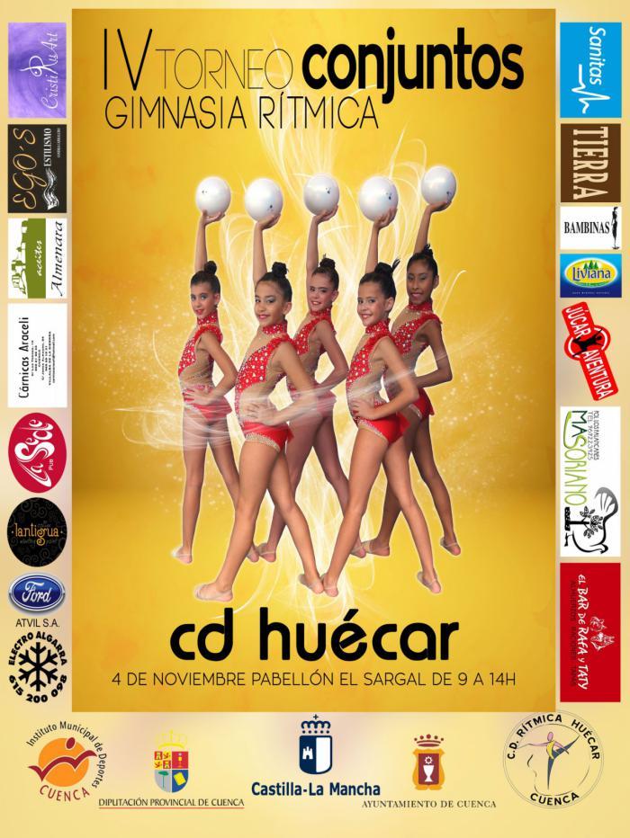 El domingo vuelve la rítmica de calidad a la ciudad de Cuenca