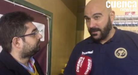 Valoración de Lidio Jiménez tras el Quabit Guadalajara - BM Ciudad Encantada