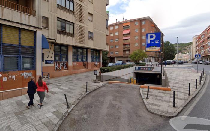 Primera hora de estacionamiento gratis en el parking de Princesa Zaida