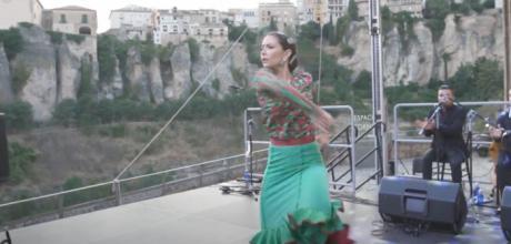 Virginia García Vicente, protagonista de la nueva producción audiovisual de Estival Cuenca
